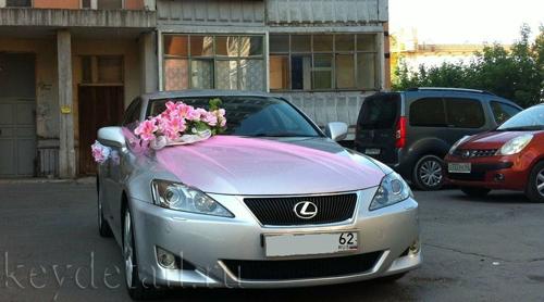 Машина в аренду на свадьбу рязань